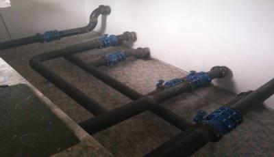 Rize İçme Suyu Hattı Projesi